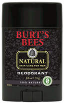 Burt's Bees Natural Skin Care for Men Deodorant