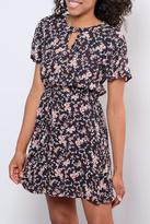Only V Neck Floral Dress