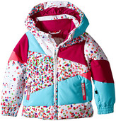 Spyder Bitsy Duffy Puff Jacket (Toddler/Little Kids/Big Kids)