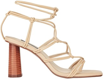 Senso Venice II Knotted Leather Sandals