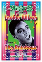 Wilson The Poster Corp Jackie 1967 Whisky-A-Go-Go Los Angeles Poster Print by Dennis Loren