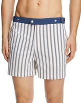 Solid & Striped Kennedy Chesapeake Striped Swim Trunks