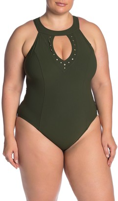 Miraclesuit Freedom Linda One-Piece Swimsuit