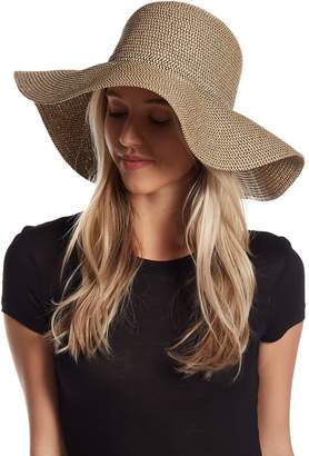 David & Young Floppy Woven Hat