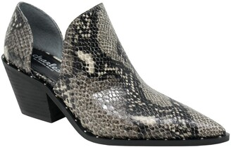 Charles by Charles David Parson Studded Pointed Toe Bootie