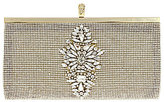 Badgley Mischka Alisha Brooch Clutch