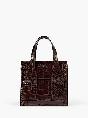 Jigsaw Oran Leather Grab Bag