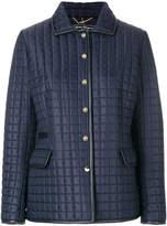Salvatore Ferragamo button quilted jacket
