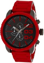 Diesel Men's Double Down Chronograph Watch