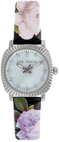 Ted Baker Women&s Mini Jewels Crystal Quartz Watch
