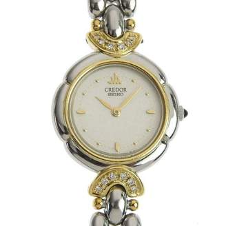 Seiko Silver Gold plated Watches