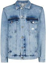 Calvin Klein Blue 90's Denim Jacket