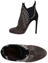 Alaia Shoe boots