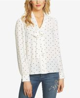 CeCe Tie-Neck Top