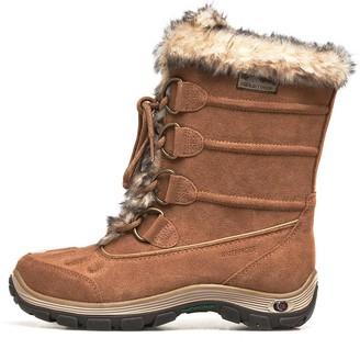 Karrimor Womens Cordova Weathertite Snow Boots Tan