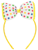 George Children in Need Padded Bow Headband