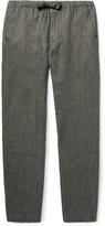 Club Monaco - Linen Drawstring Trousers