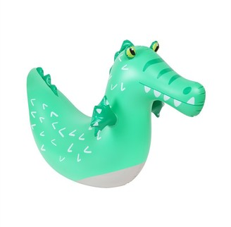Sunnylife Kiddy Ride - On Float - Crocodile