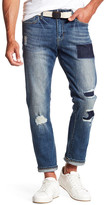 "William Rast Dean Slim Straight Denim Jean - 32"" Inseam"