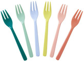 Rice Shine Melamine Forks - Set of 6