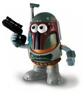 Disney Mr. Potato Head Boba Fett