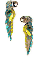 Elizabeth Cole Zazu Earrings