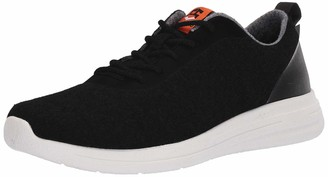 AdTec Mens Wool Shoes Easy to Slip on Lightweight Shoe