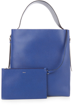Valextra Saffiano-leather tote