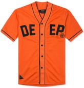 10.Deep Orange Alta Vista Baseball Jersey