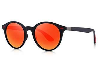 OLIEYE Sunglasses for Women Vintage Polarized Men Sun Glasses Fashion Shades-UV400 Protection Lens