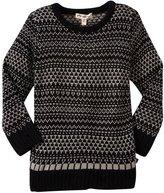Appaman Fair Isle Sweater (Toddler/Kid) - Black-2T