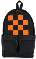 Off-White checkered backpack