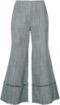 Zimmermann flared tailored trousers