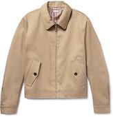 Thom Browne - Cotton-twill Harrington Jacket