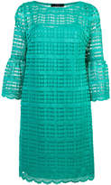 Trina Turk crochet-lace shift dress