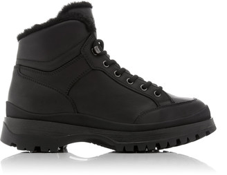 Prada Montagna Ankle Boots