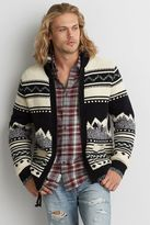American Eagle Outfitters AE Shawl Collar Sweater
