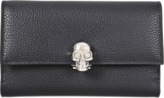 Alexander McQueen Skull small Continental wallet