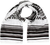 Louis Vuitton Articles de Voyage Scarf