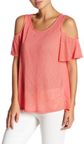 Gibson Cold-Shoulder Tee