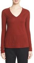 ATM Anthony Thomas Melillo Women's Raw Edge Cashmere Sweater