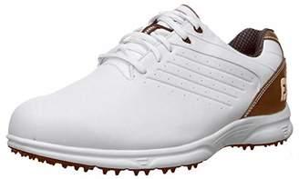 Foot Joy FootJoy Men's FJ ARC SL-Previous Season Style Golf Shoes White 13 XW Navy