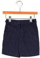 Jacadi Boys' Pinstripe Flat Front Shorts