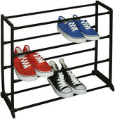Sunbeam 12-Pair Shoe Rack