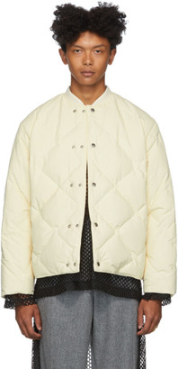 Off-White Jil Sanderand Down Jacket