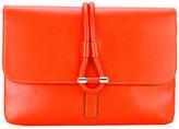 Tila March Romy clutch - women - Leather - One Size