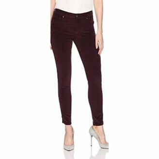 James Jeans Women's Twiggy Skinny Ankle Corduroy Pant