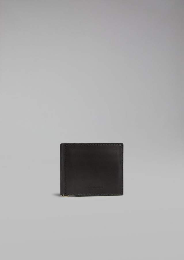 Giorgio Armani Cardholder With Money Clip