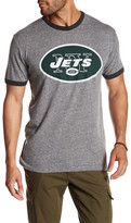 Junk Food Clothing New York Jets Ringer Tee