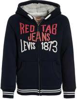 Levi's ZIPPER Tracksuit top dress blue